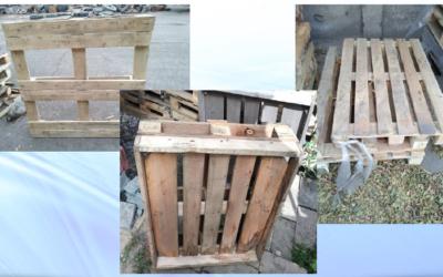 Восстановление деревянных поддонов